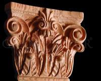 деревянная капитель