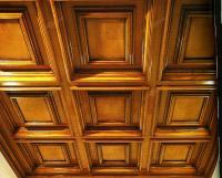 Деревянный потолок Бернини