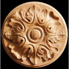деревянная розетка HCW-M-9046