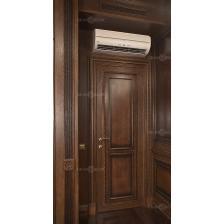 деревянный дверной портал