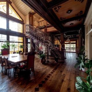 Столовая, кухня и комната отдыха