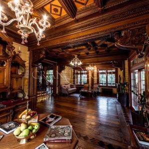 Комната для отдыха и приема гостей