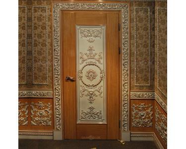 Двери и наличник Буше